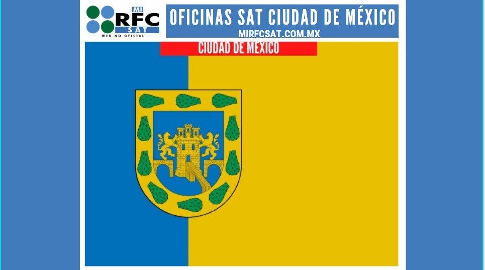 ciudad de mexico oficinas sat
