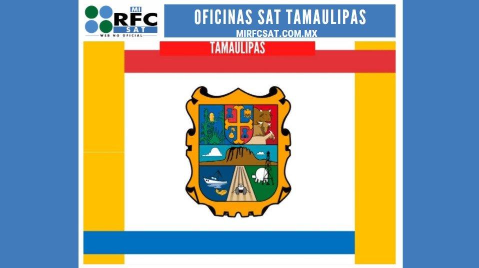 tamaulipas oficinas sat